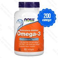 Omega 3 Moleculsrly distilled