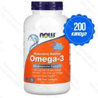 Мини-таблетки с омега-3