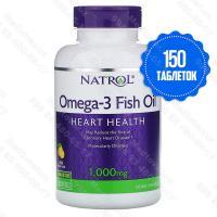 Рыбий жир Омега-3 Natrol