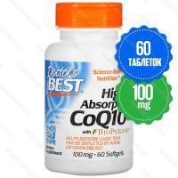 Коэнзим CoQ10 Doctors Best