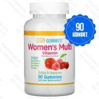 Мультивитамины для женщин, 90 жевательных конфет